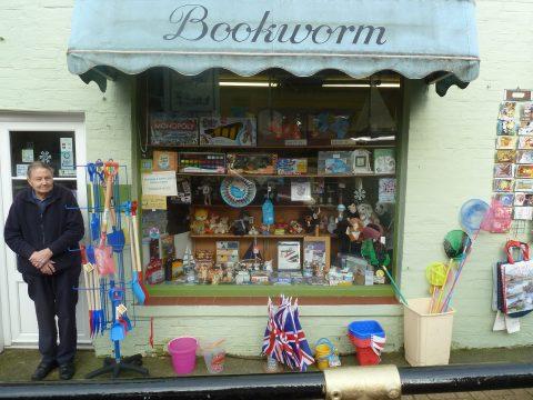 Bookworm Shop