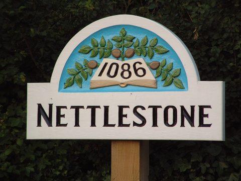 Nettlestone Sign