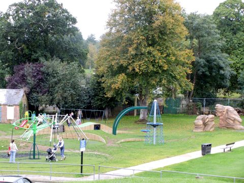 Puckpool Park Play Area