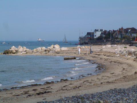 The Duver Beach