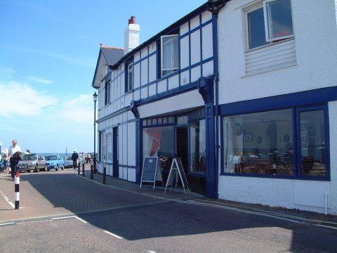 The Old Fort Cafe Bar